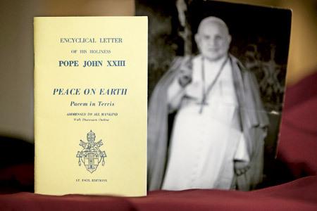 encíclica Pacem in terris de Juan XXIII