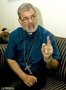 Rómulo Emiliani, obispo de San Pedro Sula, Honduras