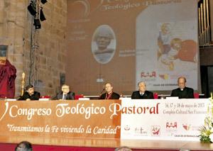 V Congreso Teológico Pastoral de Coria-Cáceres 2013