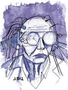 ilustración de Jaime Diz para artículo La tentación de la ubicuidad de Francesc Torralba n 2852