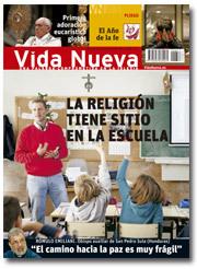portada de Vida Nueva La Religión tiene su sitio en la escuela n 2.851 junio 2013 p