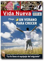 Portada Vida Nueva Actividades de verano 2013 p
