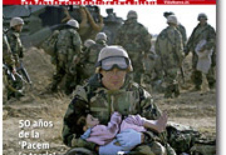 portada Vida Nueva 50 años Pacem in terris junio 2013 pequeña