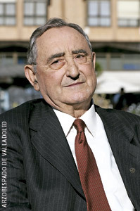 Alfonso Álvarez Bolado, fallecido en julio 2013