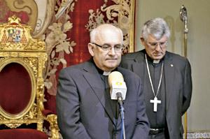 Ángel Fernández Collado, nuevo obispo auxiliar de Toledo