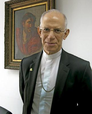 Antonio Dias Duarte, obispo auxiliar y responsable de la Pastoral Familiar y Juvenil de Río de Janeiro