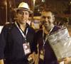 Felipe Monroy y Óscar Elizalde, enviados especiales Vida Nueva JMJ Río 2013