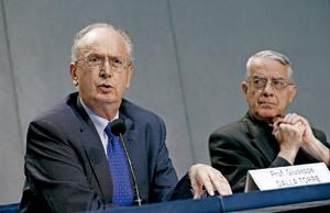 Giuseppe dalla Torre, presidente del Tribunal del Estado de la Ciudad del Vaticano