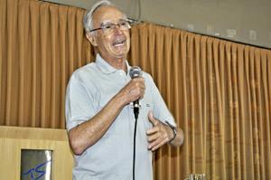 João Batista Libanio, téologo y asesor de la Conferencia Episcopal de Brasil