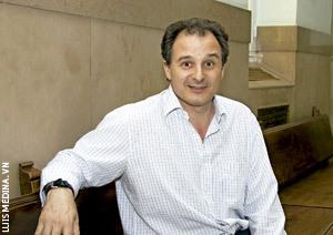 José García de Castro, director del Master Ignatiana en la Universidad Pontificia Comillas
