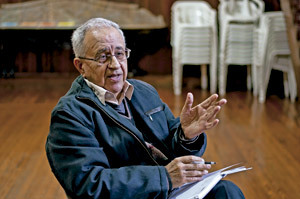 José Marins, sacerdote brasileño