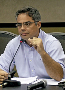 Leonardo Maciel, presidente de Río Eventos Especiales