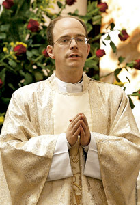 Sylvester Heereman, vicario general de la Legión de Cristo y del Regnum Christi