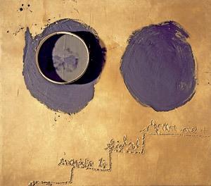 Sedas, obra de Antoni Tàpies
