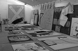 taller del pintor Antoni Tàpies