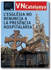 portada VNCatalunya julio 2013 Presencia hospitalaria de la Iglesia