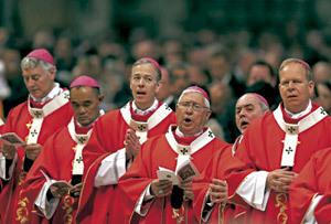 arzobispos que recibieron el palio en 2013