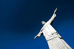 estatua del Cristo de Corcovado Río de Janeiro