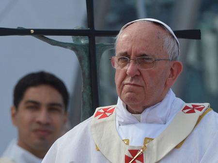 El Papa, en la misa final de la JMJ Río 2013