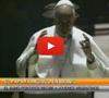papa Francisco con los jóvenes argentinos en la Catedral de Río Janeiro 2013