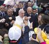papa Francisco visita favela Río de Janeiro