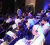 periodistas en el MCC Río 2013 JMJ