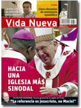 portada Vida Nueva Hacia una Iglesia más sinodal julio 2013 pequeña
