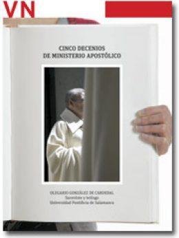 portada del Pliego 2855 Cinco decenios del ministerio apostólico julio 2013