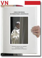 portada del Pliego 2855 Cinco decenios de ministerio apostólico julio 2013