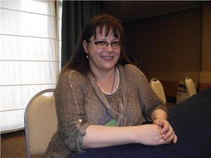 Annamaria Meyer, representante católica en el Consejo Mundial de Iglesias