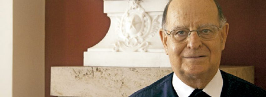 Álvaro Rodríguez Echeverría, superior general de los Hermanos de La Salle