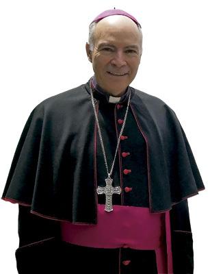Carlos Aguiar, presidente del CELAM