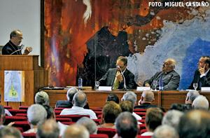 Jornadas de Teología Instituto Teológico Compostelano 2013. Foto: Miguel Castaño
