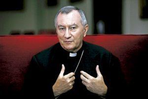 Pietro Parolin, secretario de Estado del Vaticano