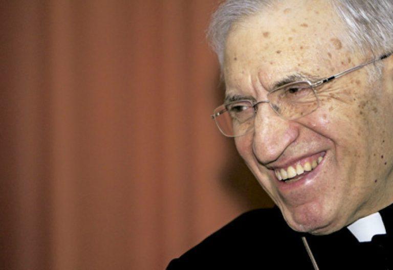 Antonio María Rouco Varela, cardenal arzobispo de Madrid y presidente de la CEE