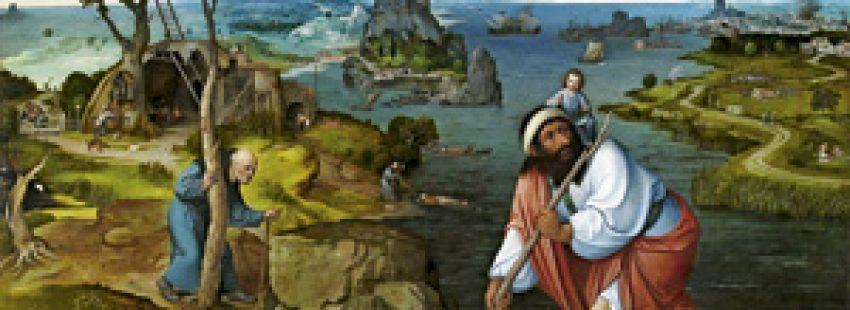 San Cristóbal, de Patinir