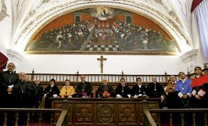inauguración del curso 2013-2014 en la UPSA