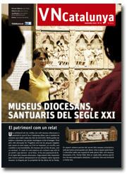 Portada Vida Nueva Catalunya septiembre 2013 - Museus diocesans, santuaris del segle XXI