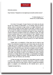 entrevista del papa Francisco a Antonio Spadaro y las revistas jesuitas