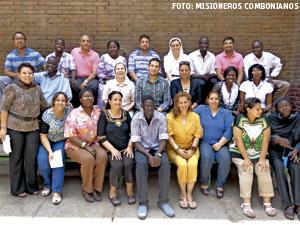 escuela de los religiosos combonianos en El Cairo para niños sudaneses