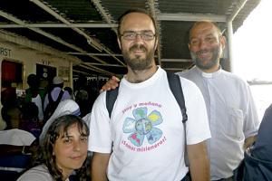 jóvenes españoles participan en VeranoMisión, iniciativa de las OMP España