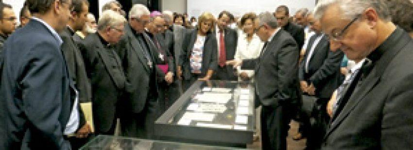 actos de conmemoración en los 70 años del fallecimiento del cardenal Francesc Vidal i Barraquer, arzobispo de Tarragona