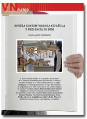 portada del Pliego del nº 2.861 Novela contemporánea española y presencia de Dios