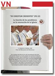 portada del Pliego La función de los presbíteros en la renovación de la Iglesia n.2862