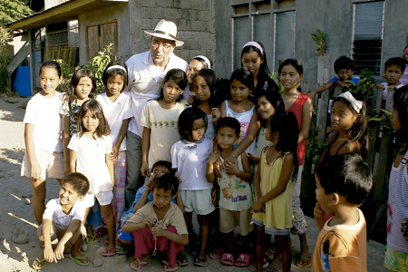 Ángel Calvo, misionero claretiano español en Filipinas