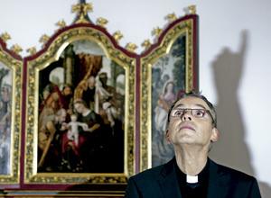 Franz-Peter Tebartz-van Elst, obispo de Limburgo, Alemania, retirado por acusaciones de despilfarro