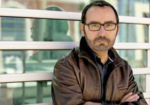 Javier Morales Ortiz, escritor