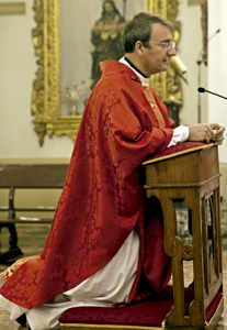Joaquín Alberto Nieva García, nuevo fiscal del Tribunal de la Rota