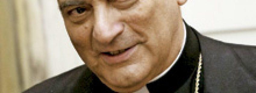 Marcelo Sánchez Sorondo, obispo argentino y canciller de las academias de las Ciencias y de las Ciencias Sociales