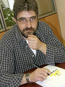 Óscar Romano, responsable del Área de Pastoral Juvenil Vocacional de CONFER